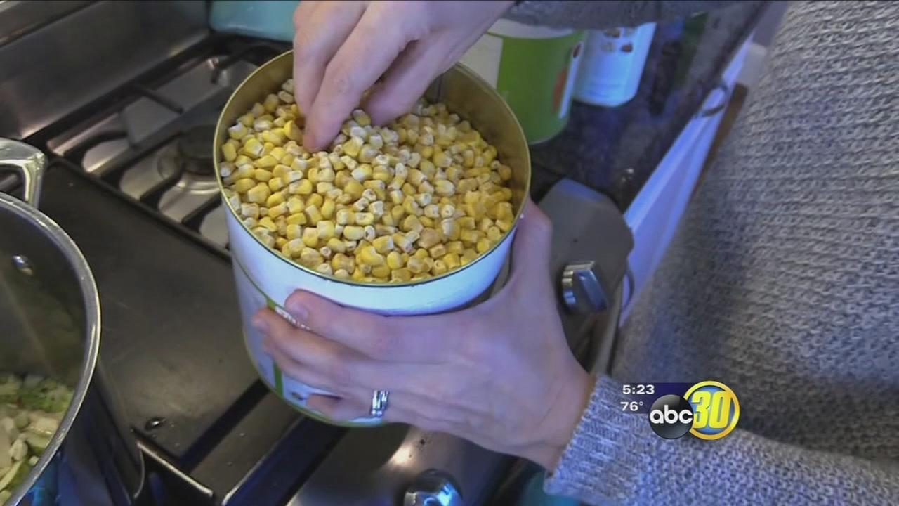 Freeze dried food is going mainstream