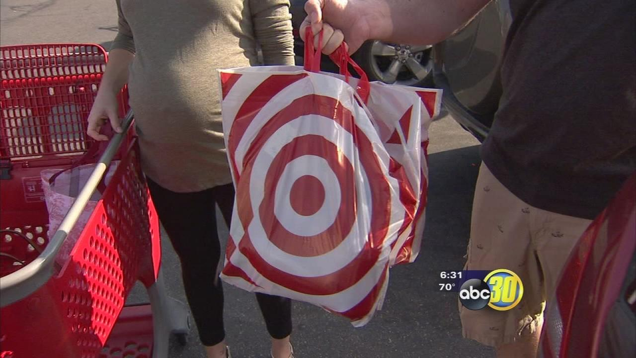 Californians now have to decide if they want to pay for plastic bags