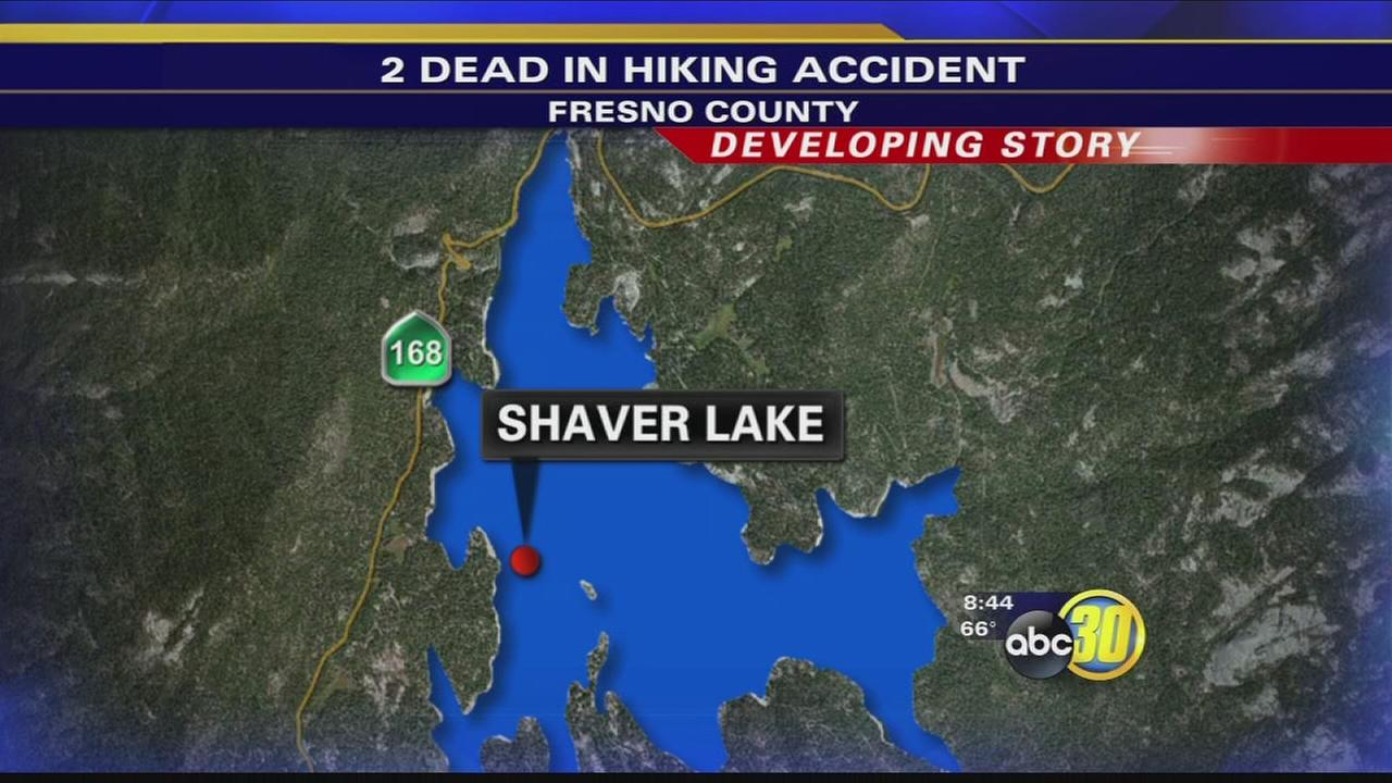 Father and son die in hiking accident near Shaver Lake