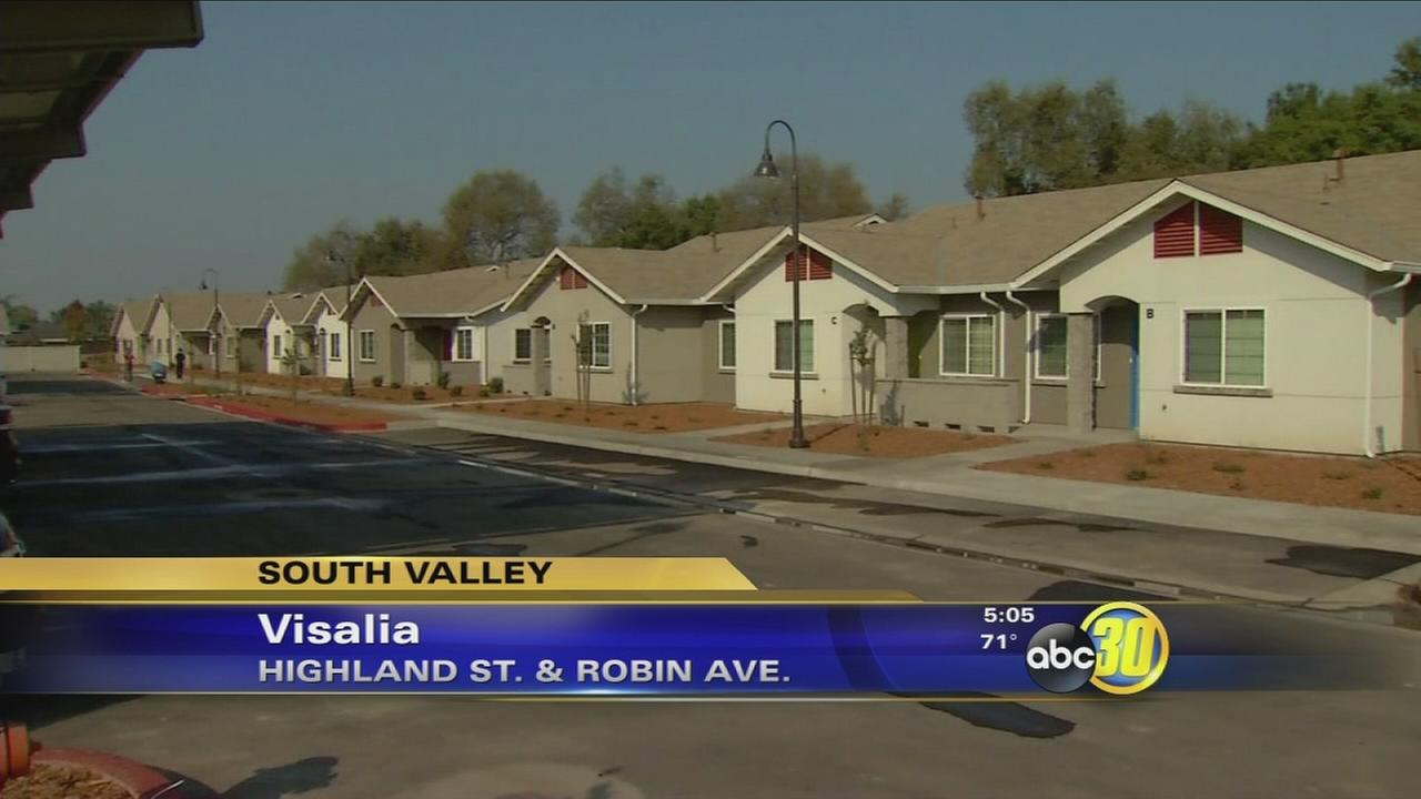 New affordable apartment rental complex opens its doors in North Visalia