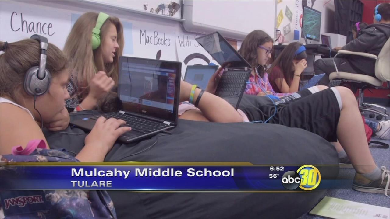 Tulare County educators learn to teach with tech