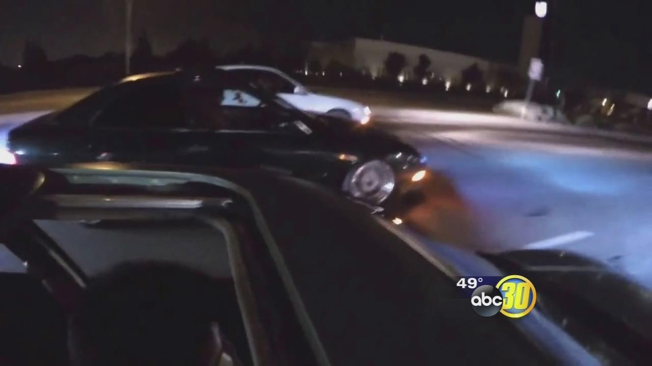 Police crack down on Northwest Fresno street racing
