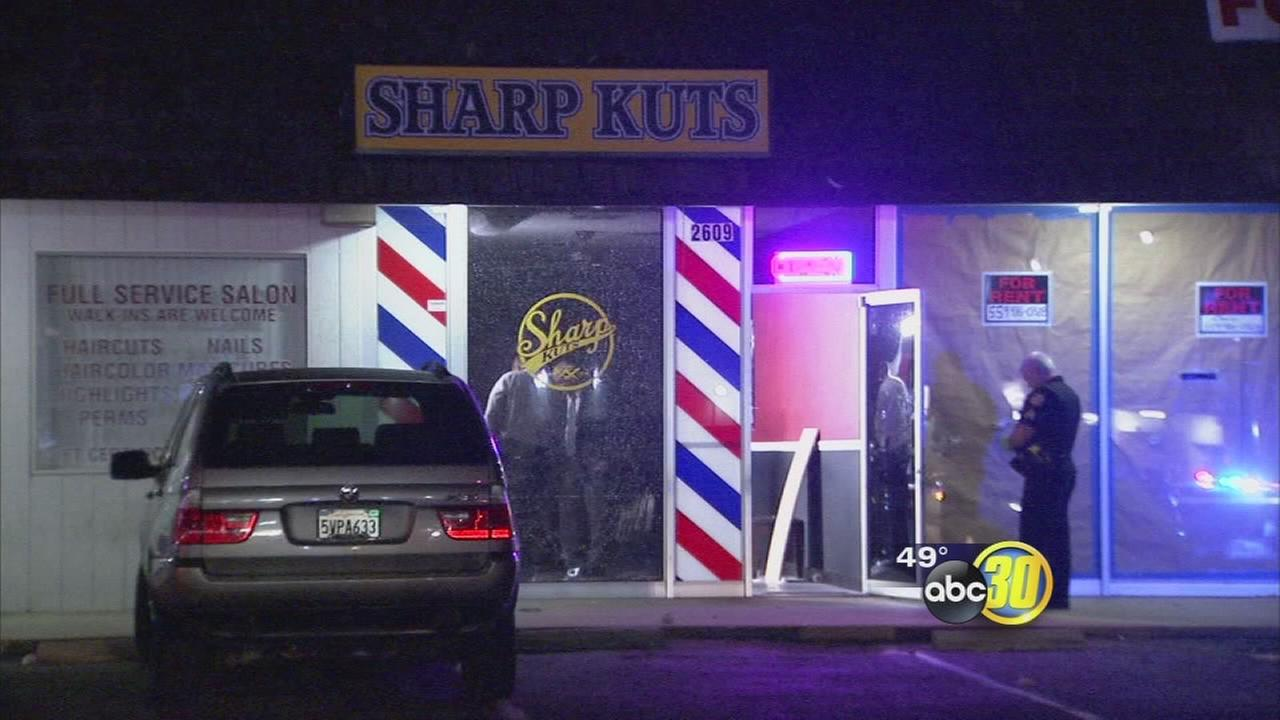 Barber shot multiple times in Northeast Fresno