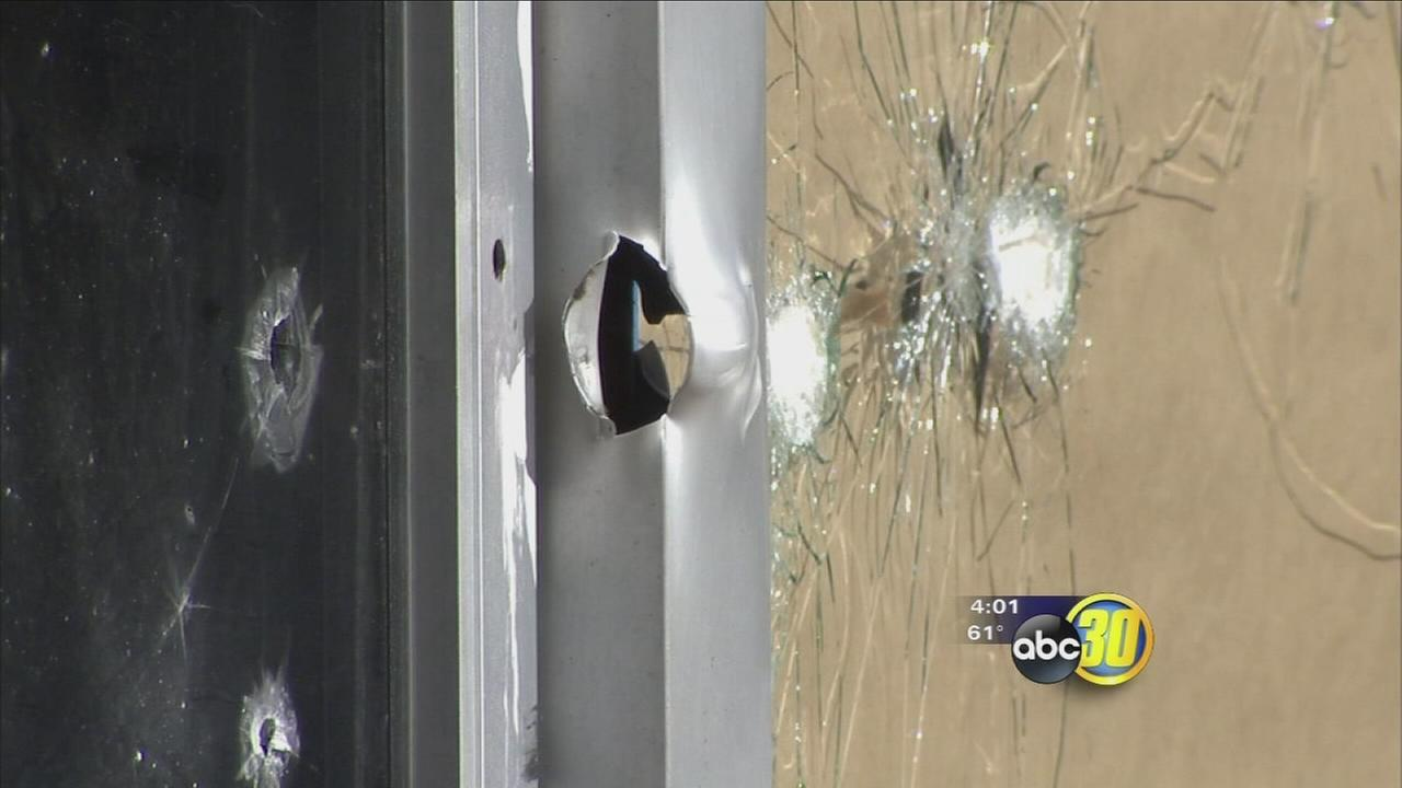 Barber remains in critical condition after Northeast Fresno shop raked by gunfire