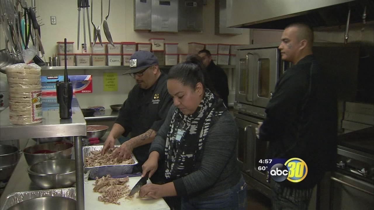 Poverello House opening its doors to more than 300 families this Thanksgiving