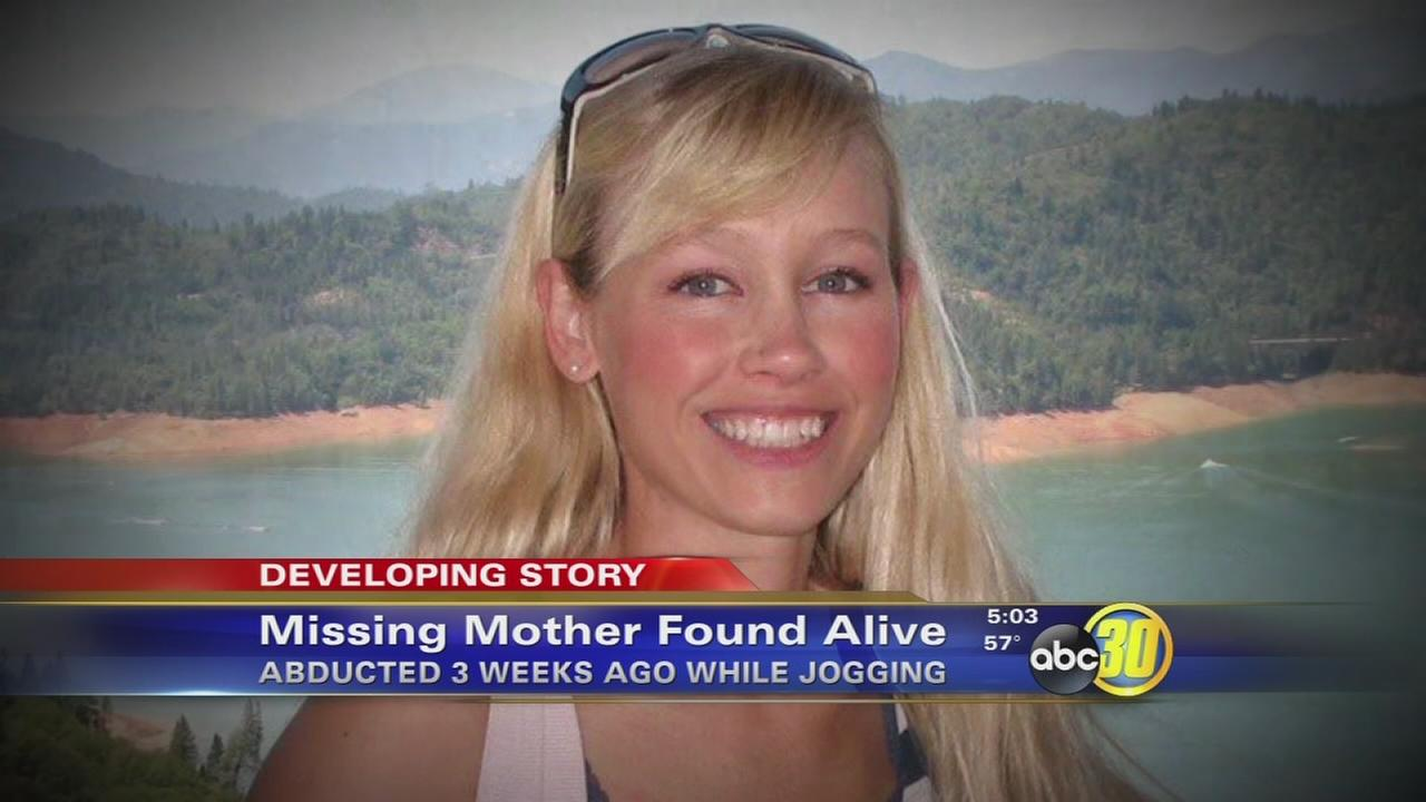 Sheriffs Office says missing Redding woman who was found safe was abducted