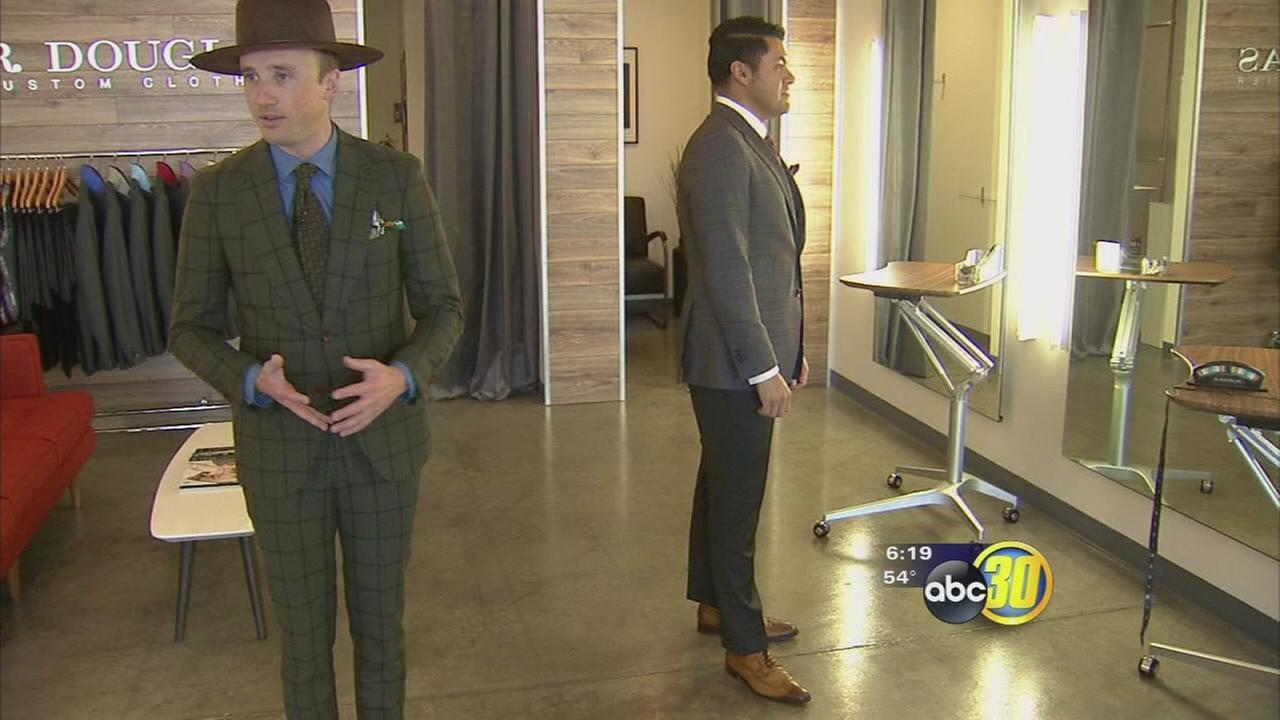 New Fresno shop offers tailored suits for professionals