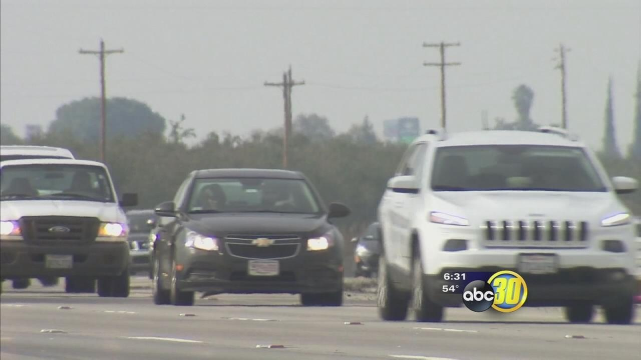 CHP urges people drive safely during holiday commute