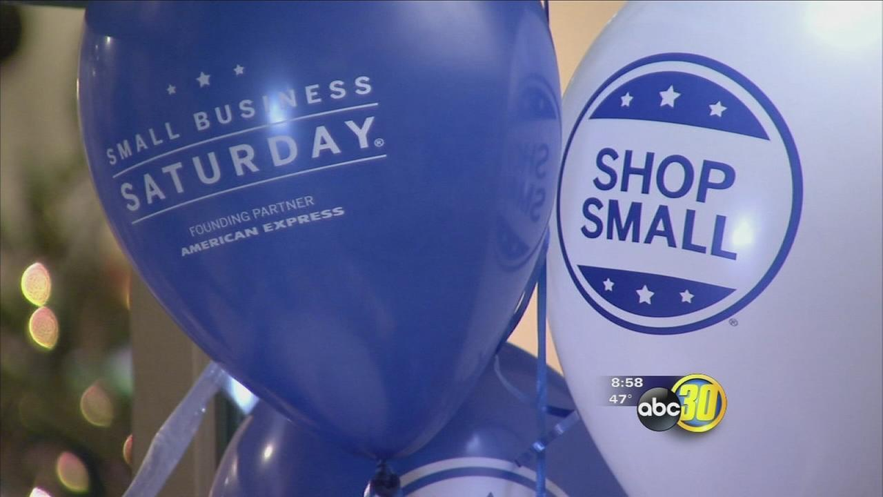Local shops enjoy boost from Small Business Saturday