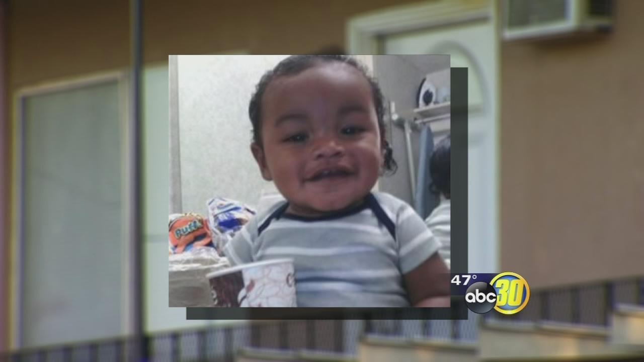 Fresno man confesses to punching baby to death for crying while mother was away