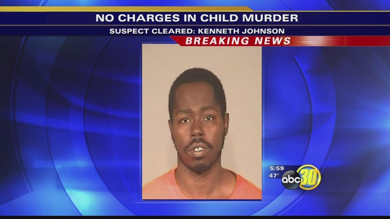DA will not file charges against Fresno man who confessed to punching baby to death