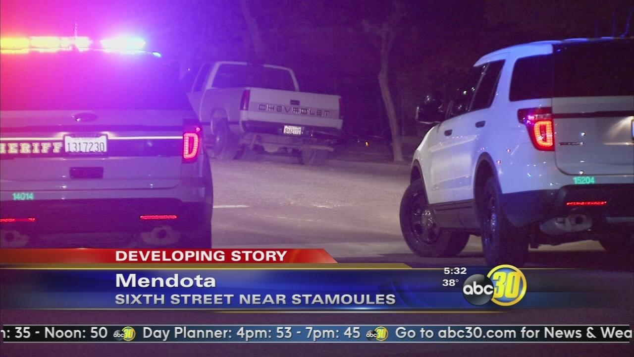 Woman shot and killed in Mendota