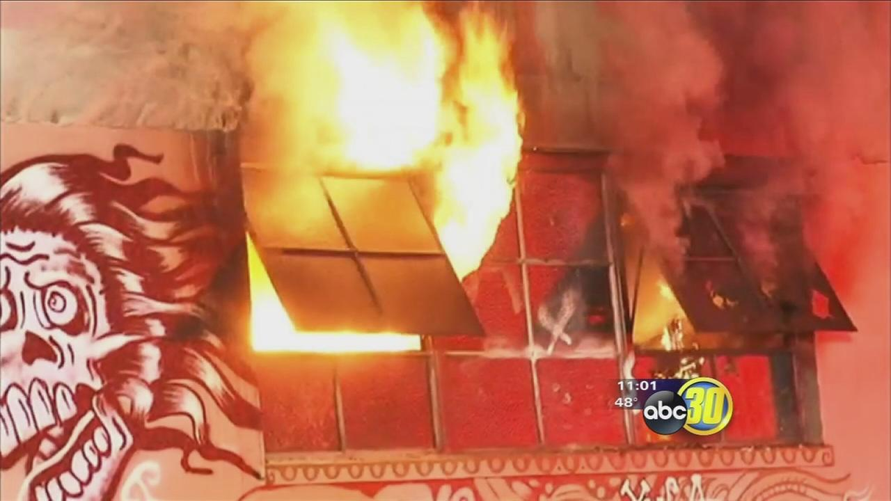 36 victims confirmed in Oakland fire as search continues