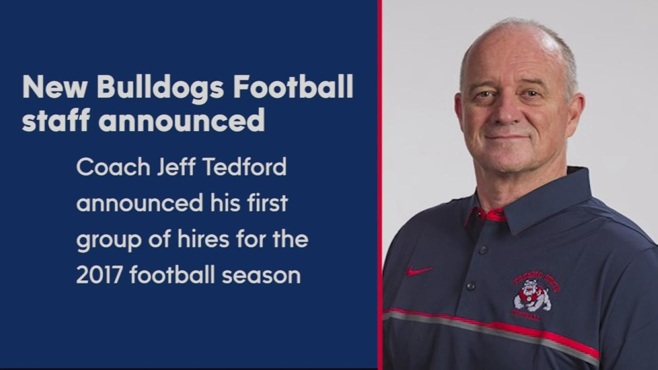 Coach Tedford announces first group of 2017 Bulldog hires
