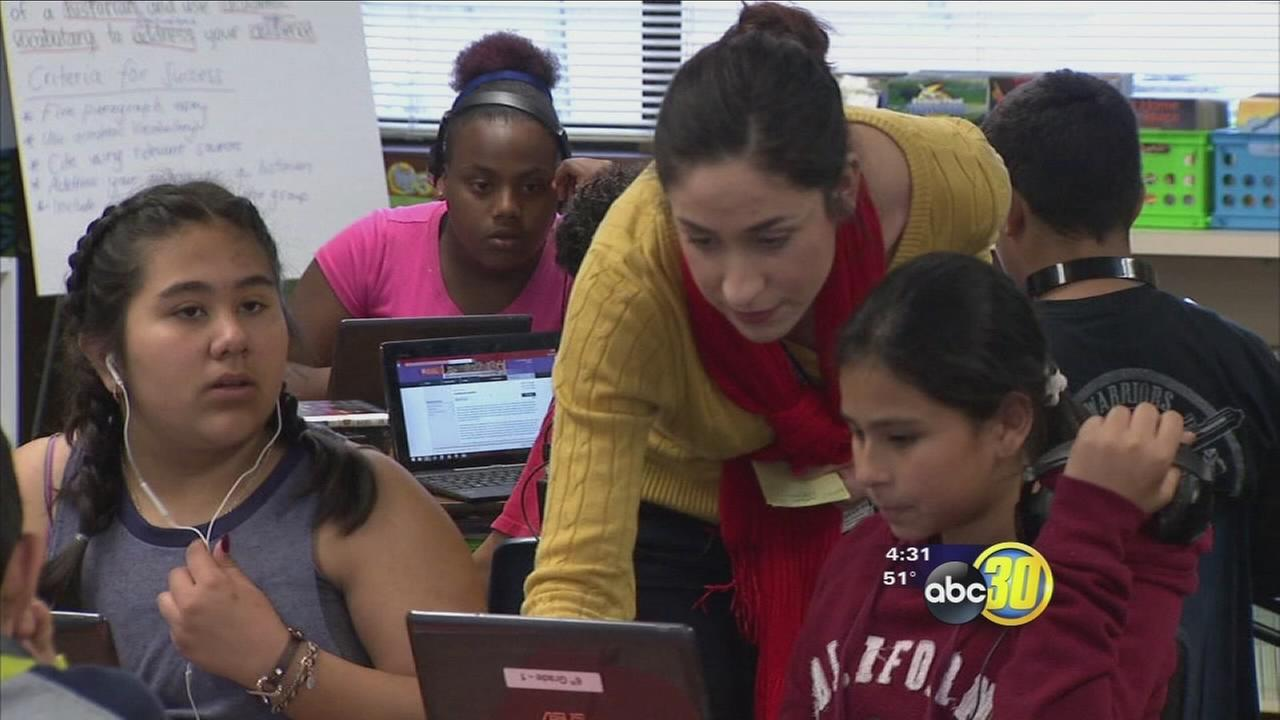 Hiring teachers for Fresno Unified becoming year long process due to teacher shortage