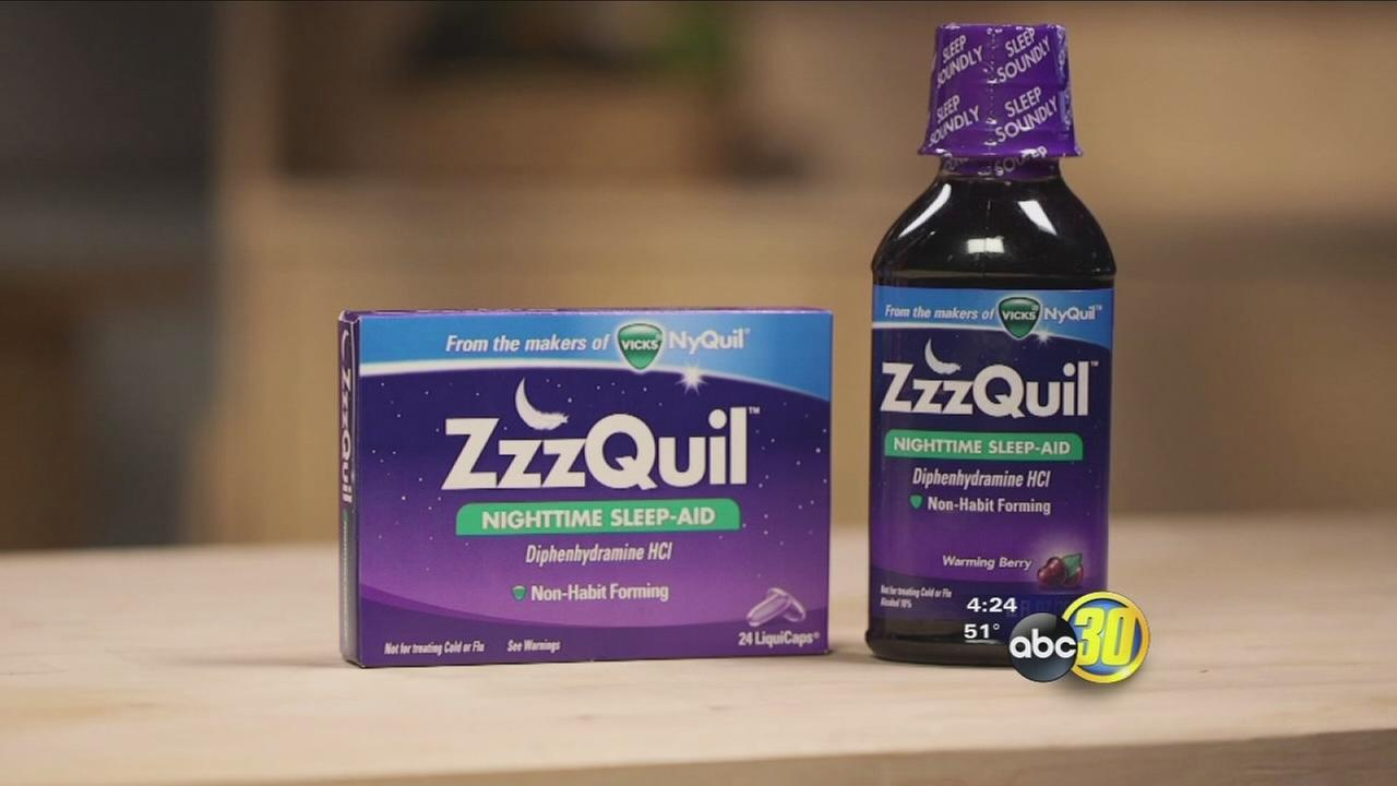 Should you get your ZZZs from ZzzQuil?