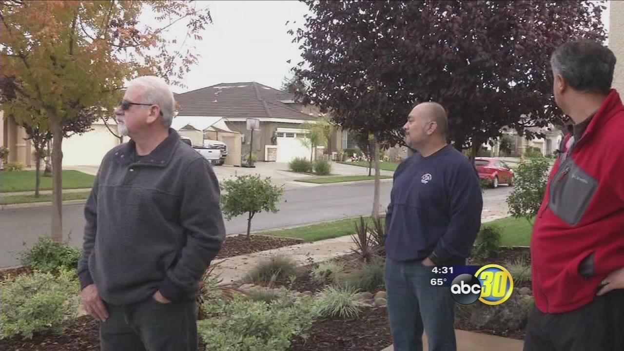 Residents of Visalia neighborhood frustrated about speeders on busy street