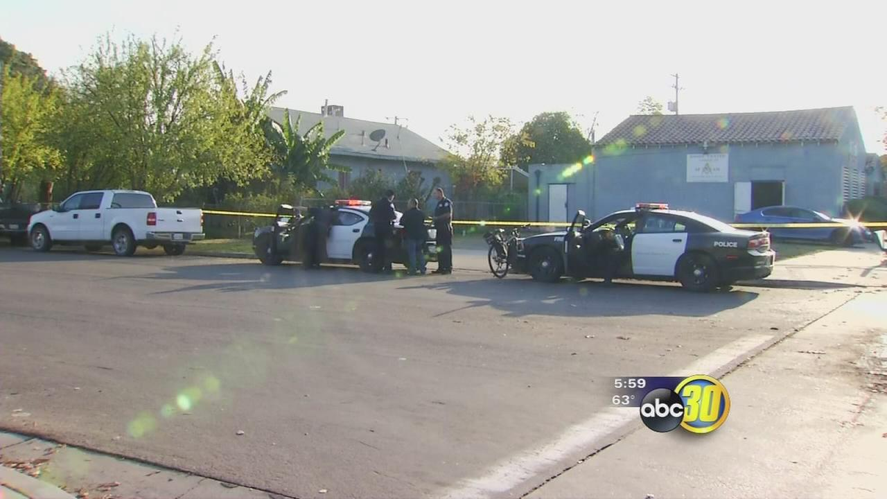 4 people shot at memorial service in Southwest Fresno