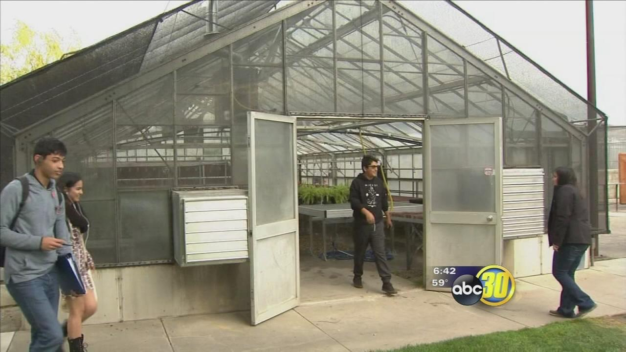 North Valley school getting upgrade to their agriculture program
