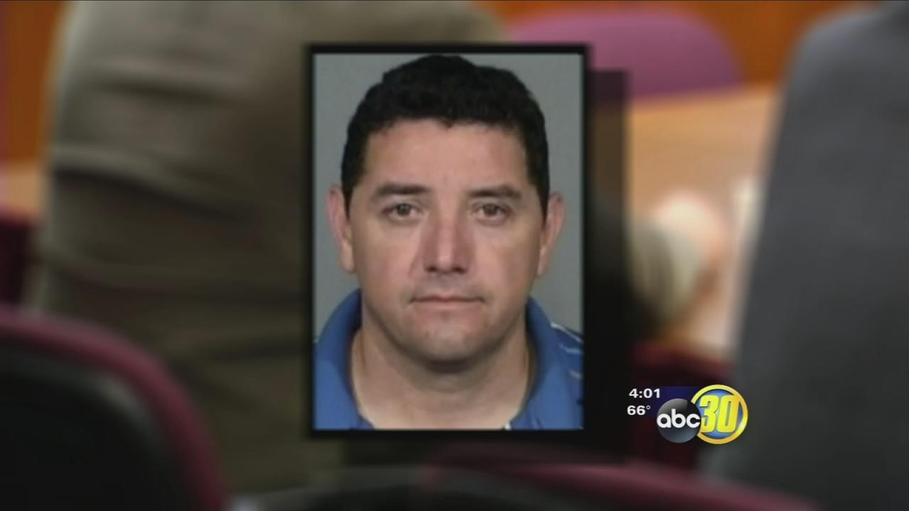 Rape victim faces former Sanger High School teacher
