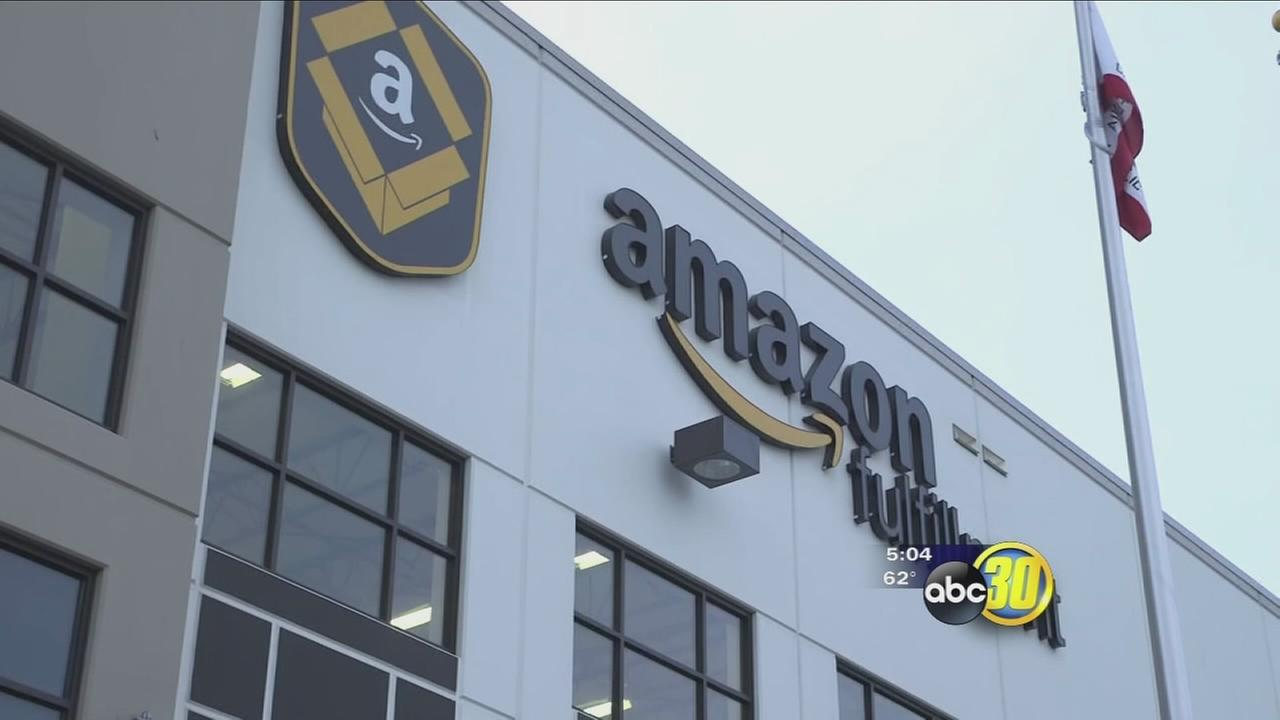 Potential deal with retail giant Amazon may  bring thousands of new jobs to the Valley