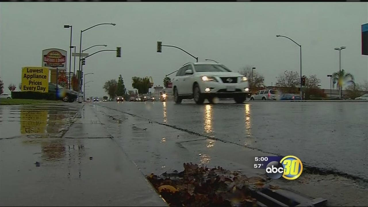 City of Fresno and residents preparing as major rain storm sweeps through the Valley
