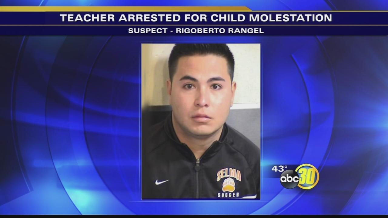 Orange Cove teacher arrested for molesting student