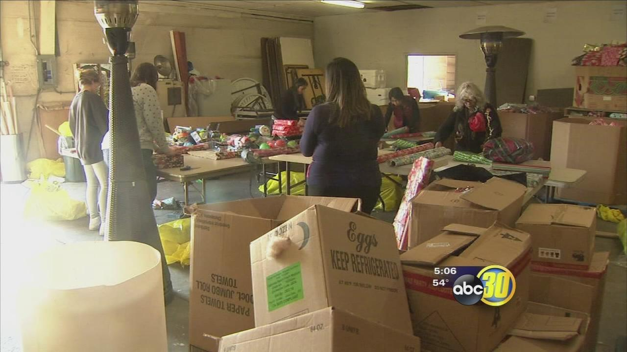 Toy drive will help Poverello House bring holiday cheer to families in need