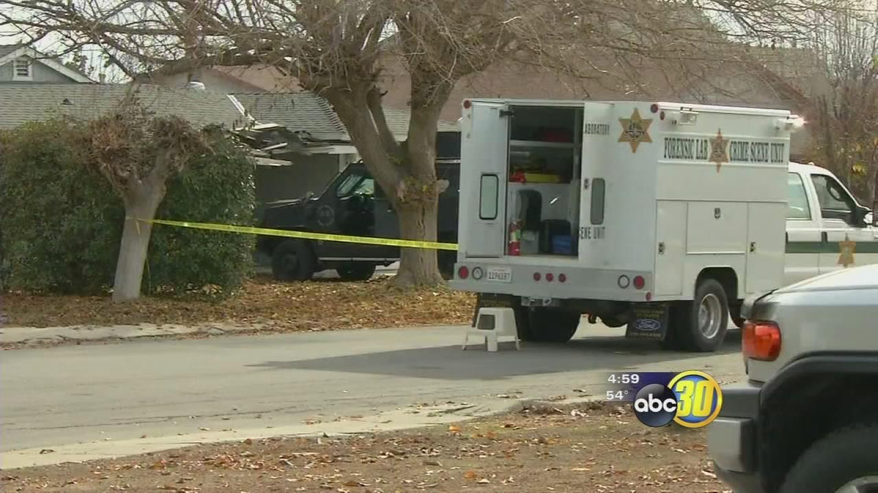Armed suspect killed by law enforcement in Coalinga