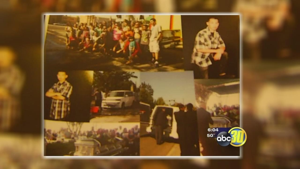 Photos critical as murder victims family gets Justice for Desmend