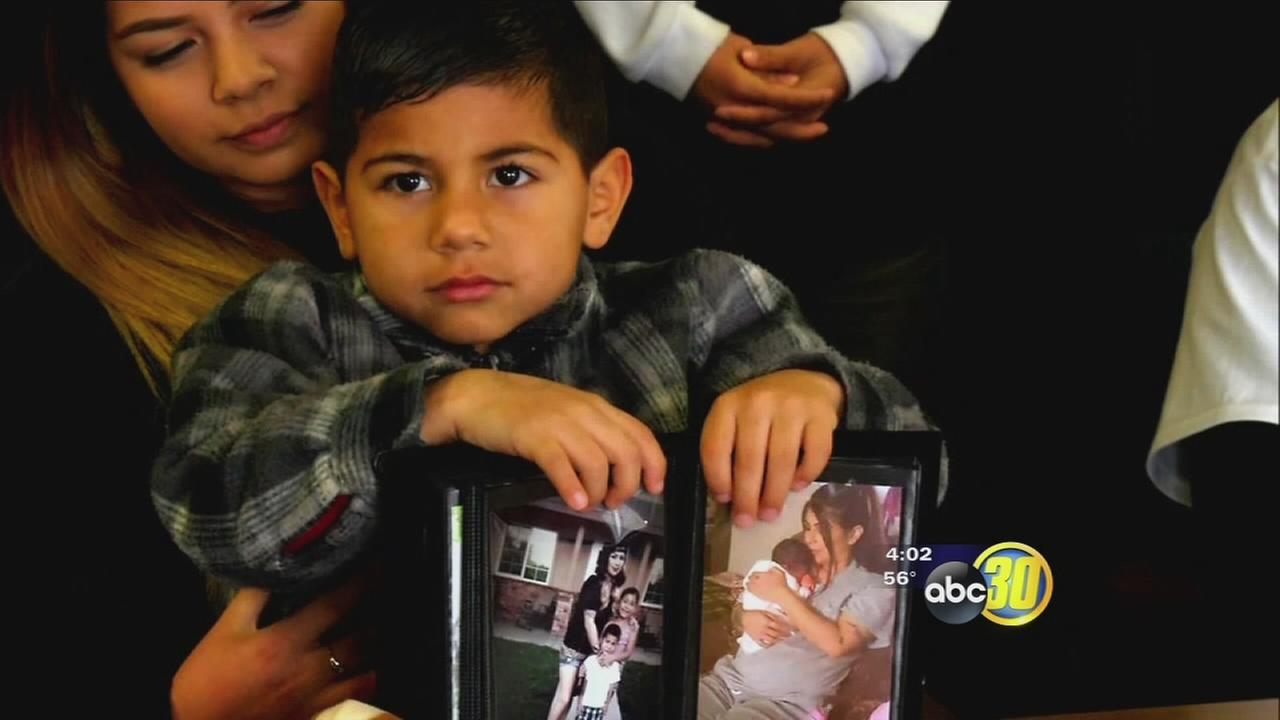 Family of pregnant Visalia woman shot and killed please with public for information on killer
