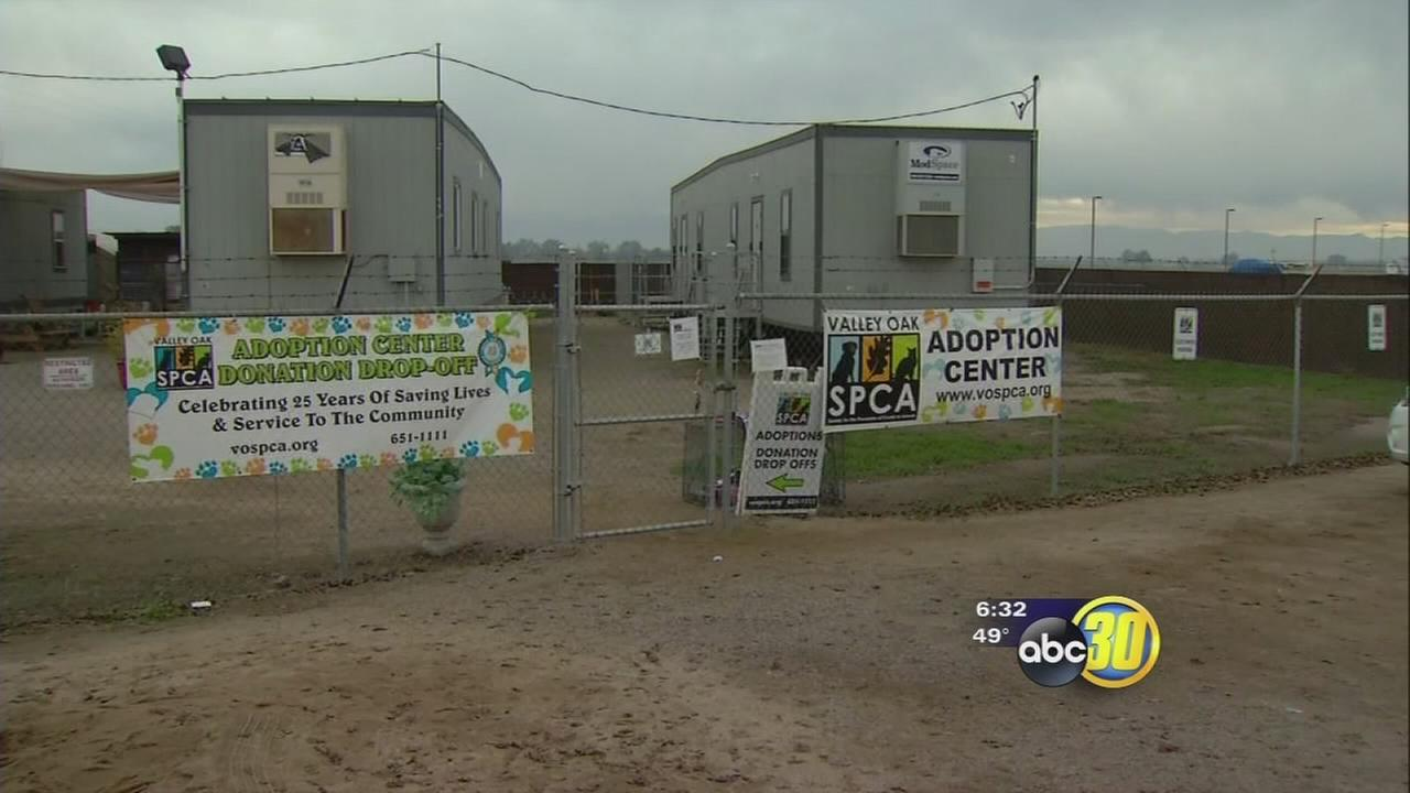 City of Visalia gives Valley Oak SPCA more time to relocate to new Northwest Visalia site