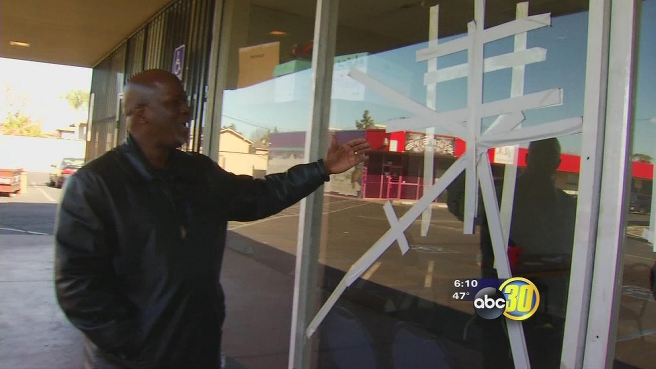 Fresno church vandalized just weeks after string of burglaries