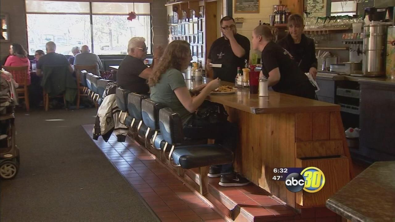 Valley restaurant owners say customers may feel the cost of minimum wage increase