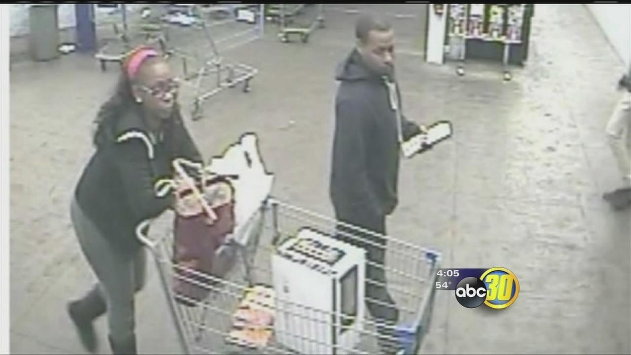 Hanford police looking for credit card cloning suspects
