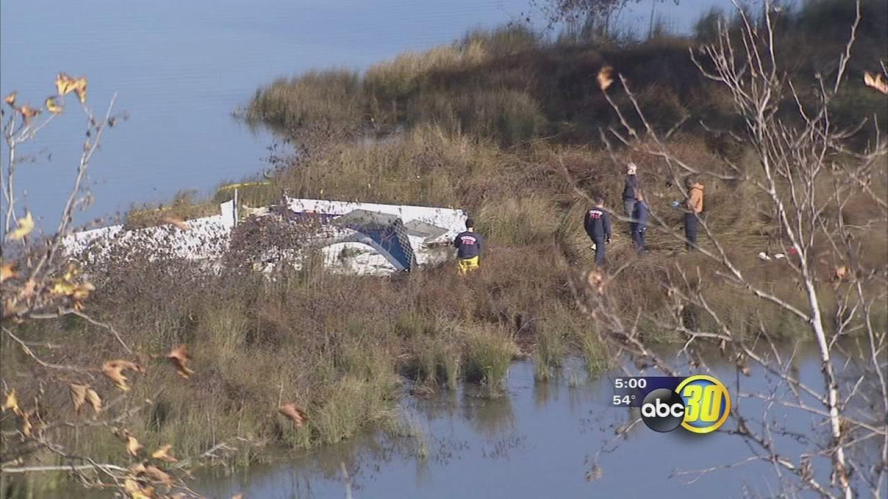 Investigation continues into plane crash that killed 2 friends at Sierra Sky Park in Northwest Fresno