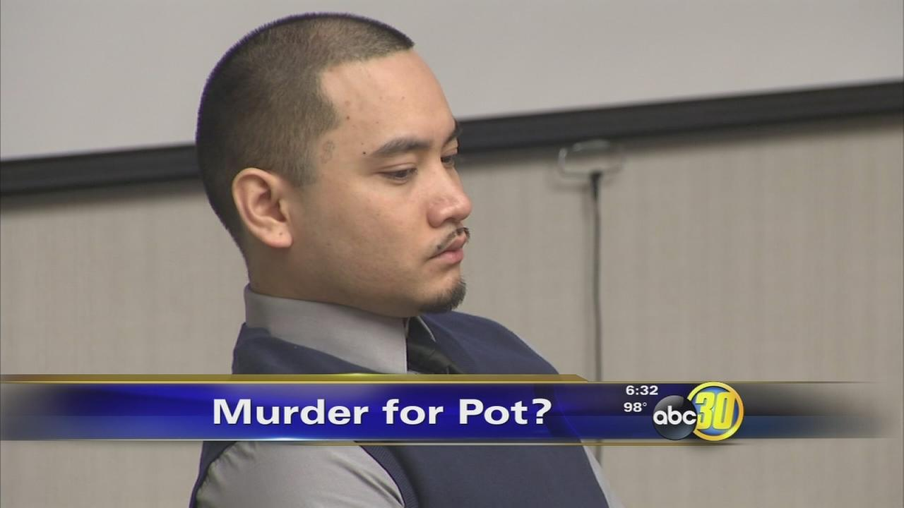 Man on trial for Fresno County murder, never pulled the trigger