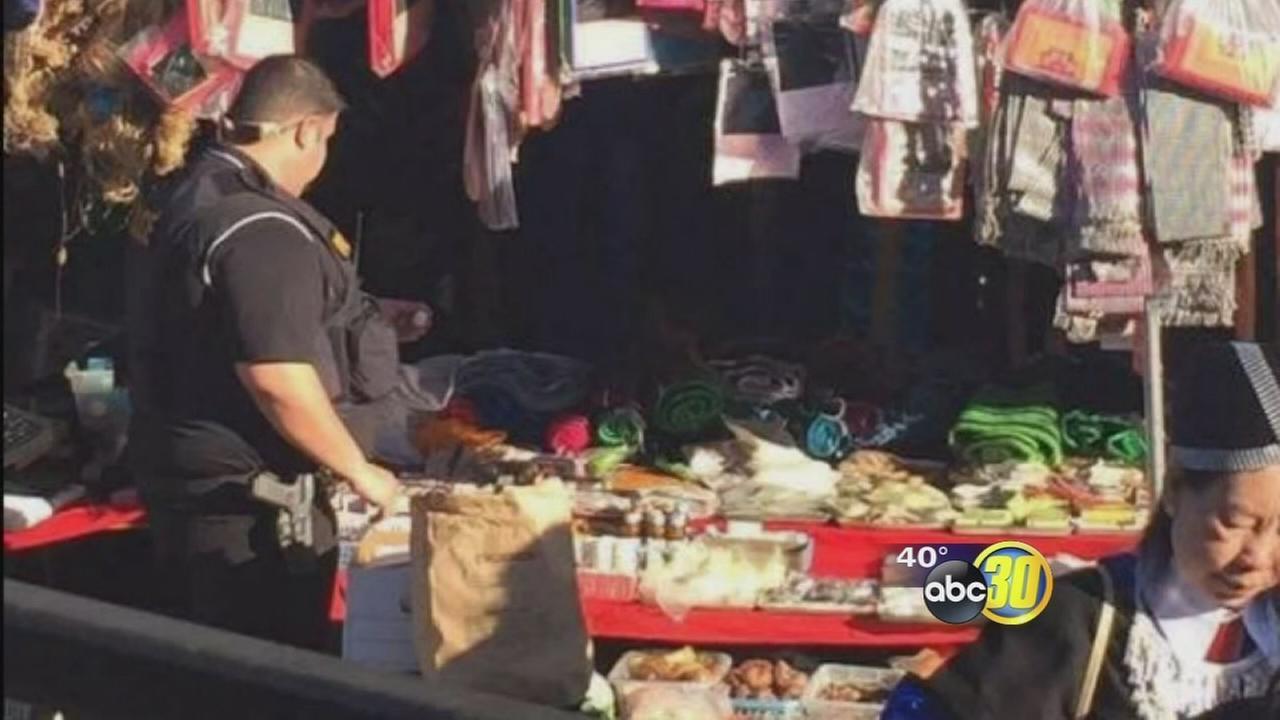 State investigators make arrest at Fresnos Hmong New Year celebration