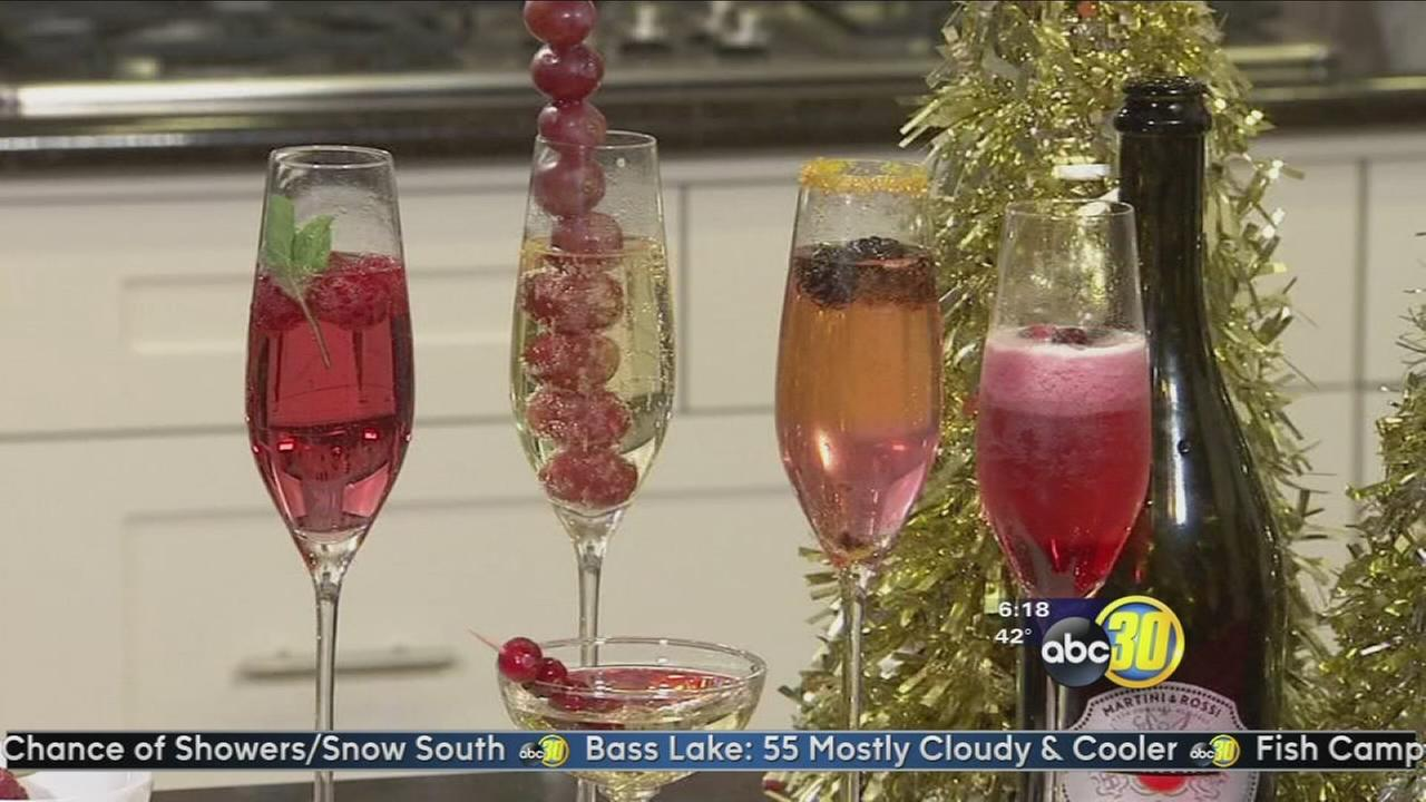 Year Years Eve cocktail recipes