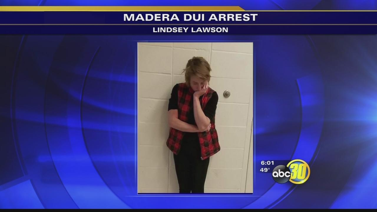 Woman arrested for driving drunk with baby in car, Madera Police say