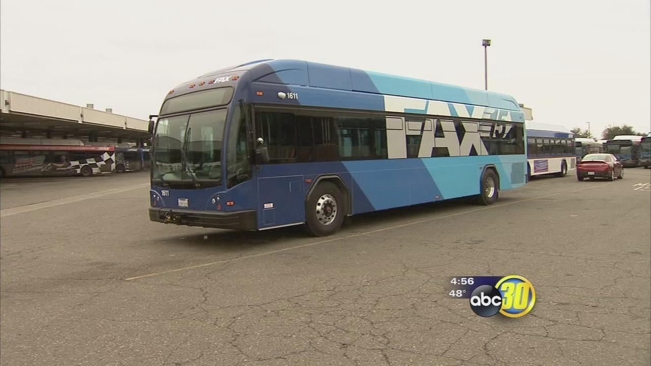 Fresno to roll out 20 new FAX buses for faster commutes across the city