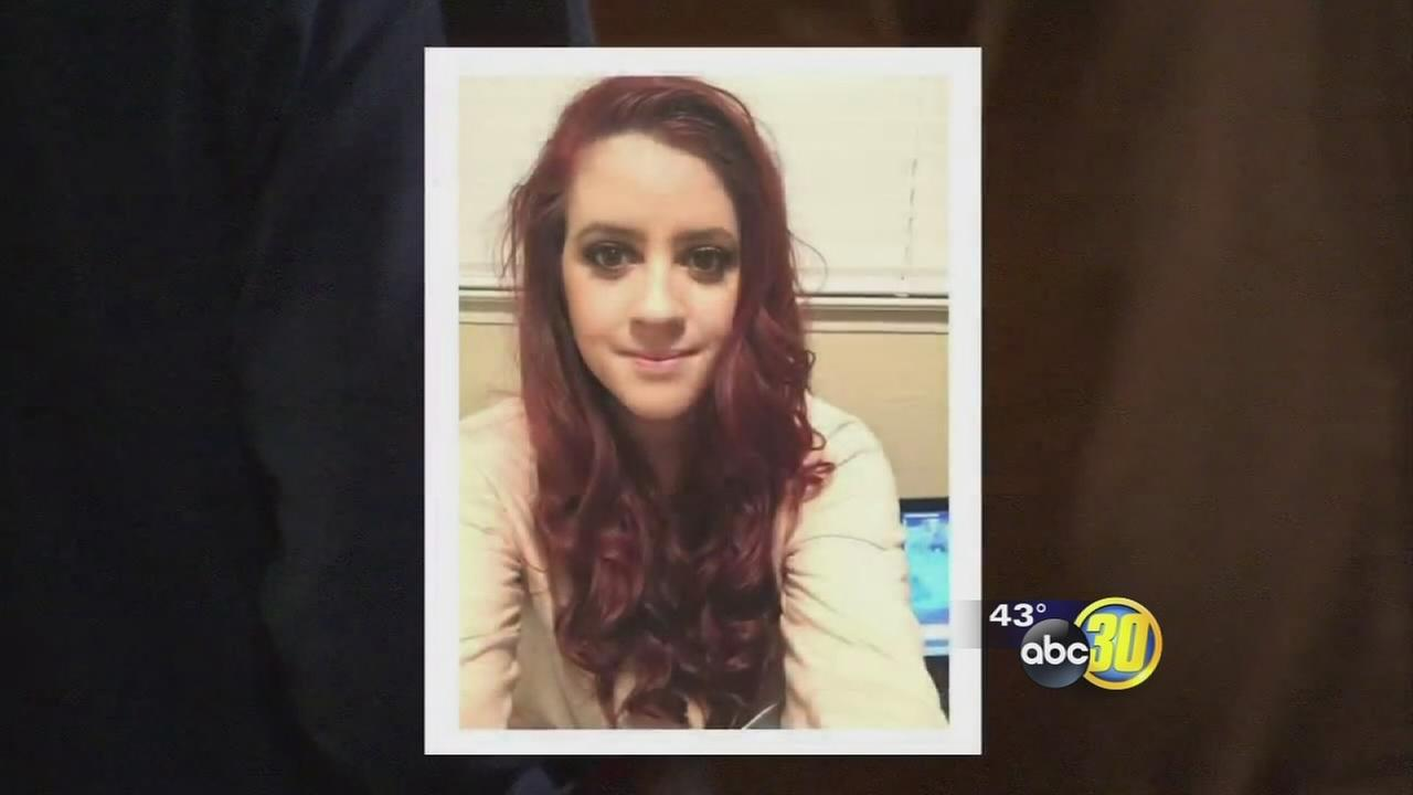 Friends and family gather to remember 21-year-old woman killed in Northwest Fresno crash