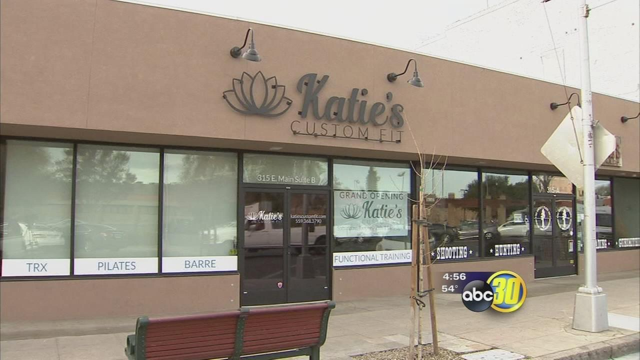 New business aimed at helping you keep your fitness goals opens in downtown Visalia