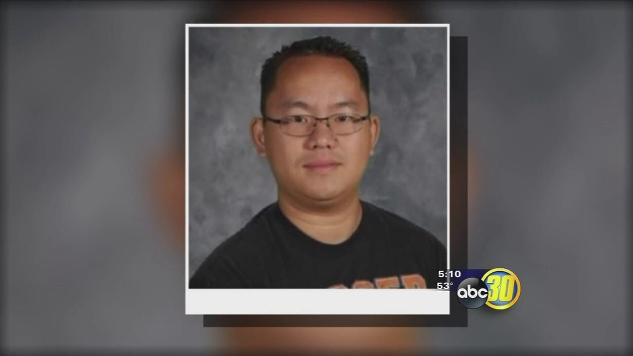 Merced County Sheriffs Department arrest teacher for allegedly having sex with a minor