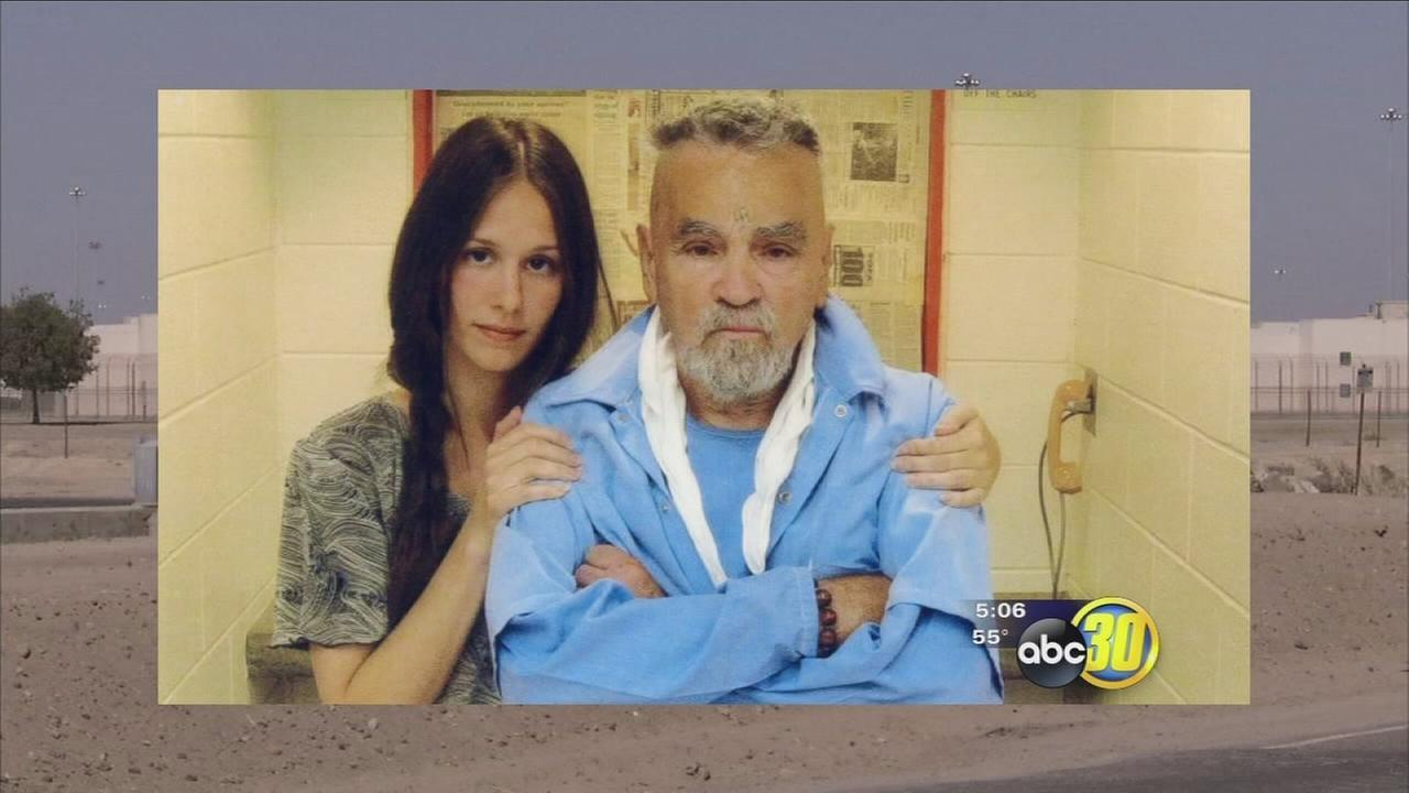 Convicted murder and cult leader Charles Manson still drawing public interest