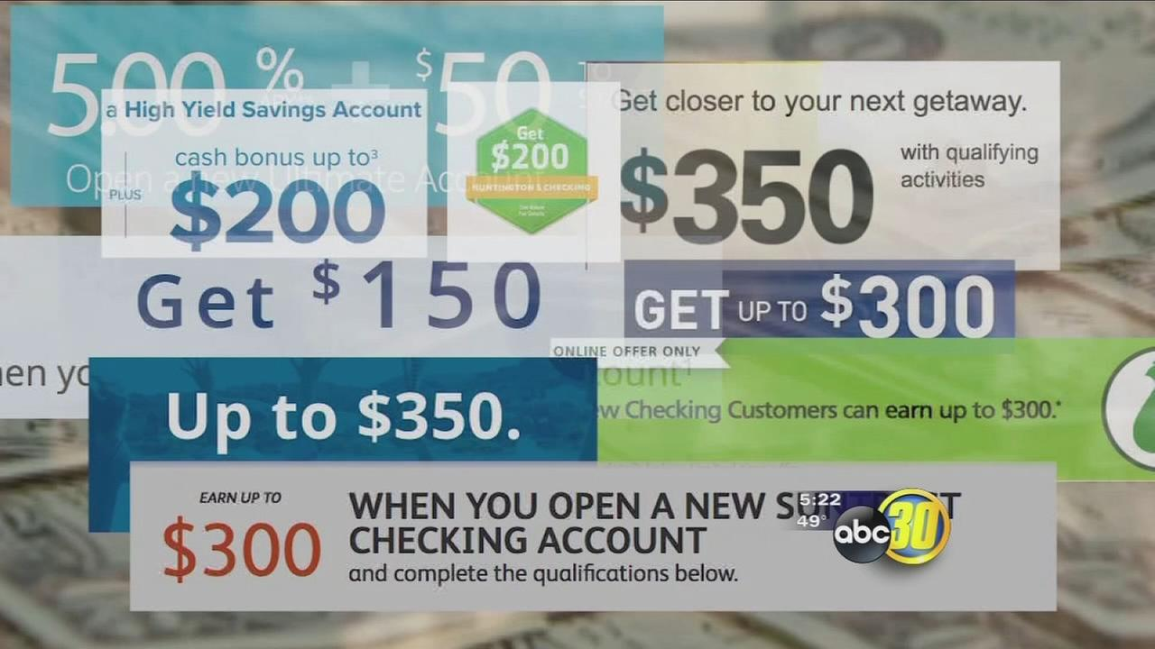 Consumer experts caution you to make sure you are getting a good deal at your bank