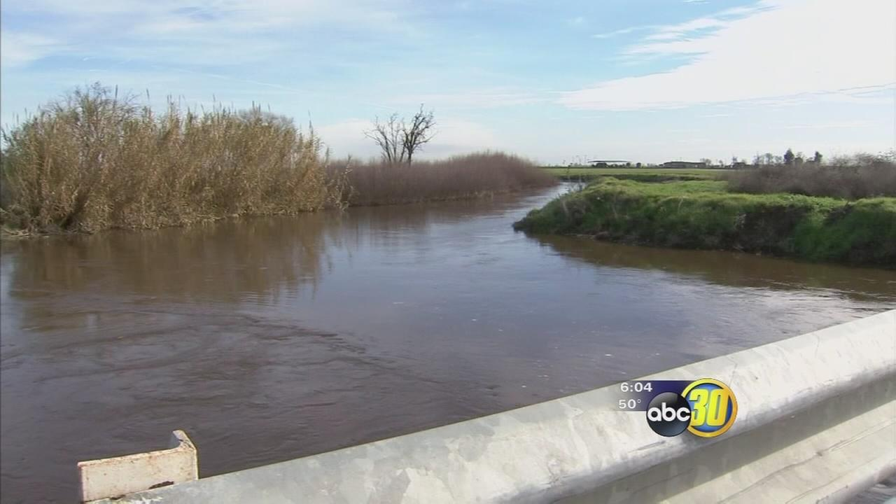 Merced County preps for flooding ahead of weekend storm