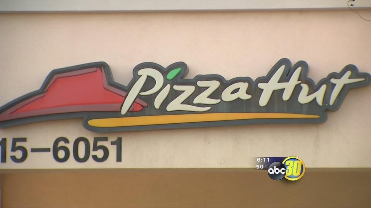Fresno police believe they have caught a suspect in a string of pizza delivery robberies