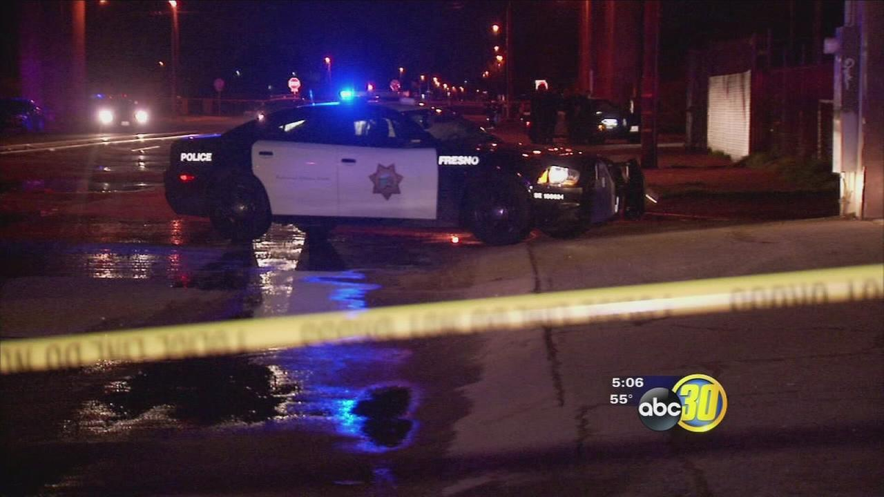 Fresno Police are investigating the citys first homicide of the year