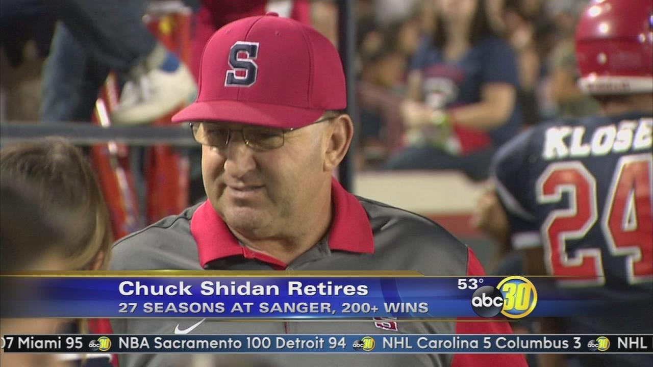 Longtime Sanger Apache coach retiring, ends career on high note with Valley Championship win